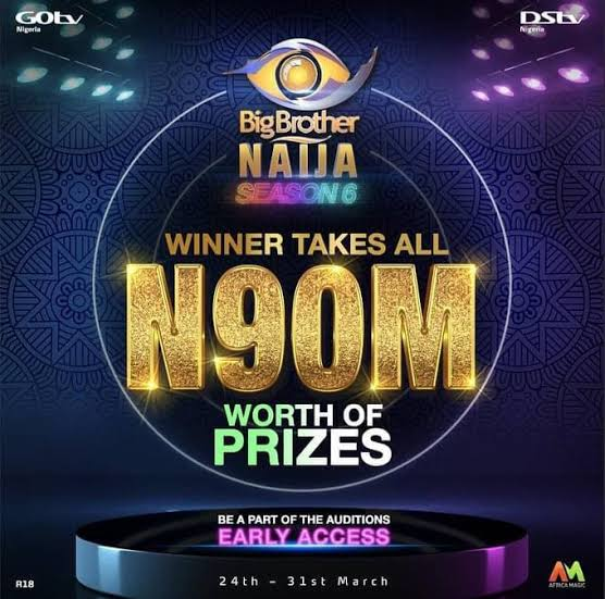 BBNaija2021: Official date for launch of Season 6 housemates Reveal